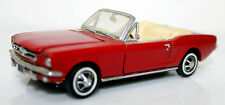 Franklin Mint, Precision models - Ford Mustang convertible 1964 (Ech. 1:43)