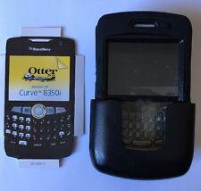Otterbox - Defender Case For Blackberry Curve 8350i - Black