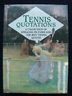 TENNIS QUOTATIONS 1996