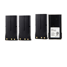 4X KNB-14 Battery for KENWOOD  TK-2100 TK-2102 TK-2107 TK-3100 TK-3102 TK-3107