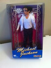 "'Black N White' Michael Jackson Doll - Non-Musical Version - 10"" Inches"