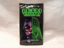 STAR WARS JEDI KNIGHTS TCG SEALED BOOSTER PACK OF 11 CARDS