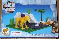 Ice Age Diego BricTek Construction Building Block Brick Toy 00902