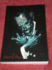 The Dead by Mark E. Rogers (2001, Paperback) SIGNED first thus Samurai Cat