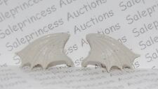 NEW Monster High Scaris Rochelle PAIR OF GREY GARGOYLE WINGS Replacement Loose