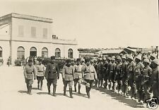 "Turkish Ottoman Commander Izzat Pasha Jerusalem 1917 World War 1 6x4"" Photo 1"