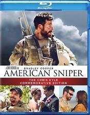 American Sniper (Blu-ray Disc, 2016, 2-Disc Set)