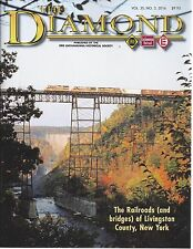 The Diamond: 3rd Qtr, 2016 issue of the ERIE LACKAWANNA Historical Society (NEW)
