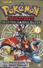 Pokémon Adventures: Heart Gold Soul Silver-ExLibrary