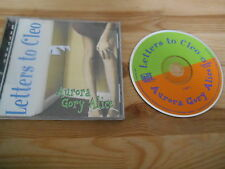 CD Indie Letter to cleo-Aurora Gory Alice (10 chanson) Giant/Cherry Disc