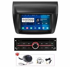 Camera+Map Android 4.4 Autoradio GPS Satnav DVD Stereo For Mitsubishi L200