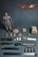 Soldier Story SS098 1/6 WWII Eighth Route Army Gunner Action Figure INSTOCK