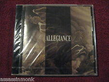 ALLEGIANCE Here Today CD Japan street punk United 97 The Solution Griffin