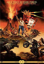 Aqua Teen Hunger Force Colon Movie Film For Theatres  (DVD) NEW sold as is