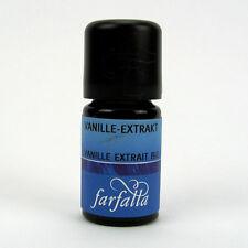 Farfalla Vanille Extrakt naturreines ätherisches Öl bio 5 ml