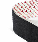 Black 50mm wide Velcro VELCRO® Hook and loop Self Adhesive sticky back tape