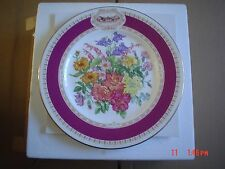 Minton THE 1984 CHELSEA FLOWER SHOW PLATE Collectors Plate CHELSEA MORNING