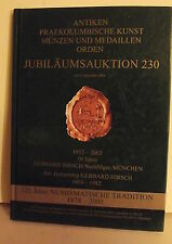 CATALOGO D'ASTE MONETE E MEDAGLIE-JUBILAUMSAUKTION 230-18 SETT.2003