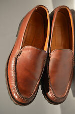 WOMEN'S SHOES, COLE HAAN,  LOAFER SLIP-ON,  BROWN,  SIZE 8 B