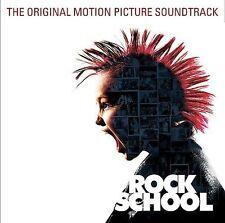 Rock School by Original Soundtrack CD jon anderson ian gillan alice cooper Heart