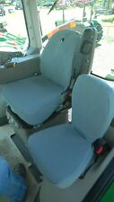 Tuffnuts canvas seat cover New Holland Header packs