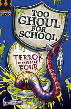 Terror in Cubicle Four (Too Ghoul for School), B. Strange, Excellent Book