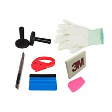 Pro Tool kit Combo Car Wrap Vinyl Tool Kit Squeegee Razor Glove DIY