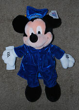 Disney Mickey Mouse 2001 Graduation 18' Plush with Tags Disneyland Resort