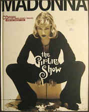"MADONNA ""THE GIRLIE SHOW"" - BUCH"