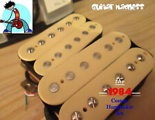 "G.M. ""1984"" Cream Custom Humbucker Set"