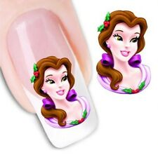 Nail Art Sticker Water Decals Transfer Stickers Disney Princesses (DBL494)