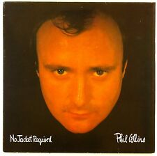 "12"" LP - Phil Collins - No Jacket Required - #L7644 - washed & cleaned"