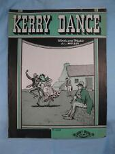Kerry Dance Sheet Music Vintage 1941 J L Molloy Laurence Paul Voice Piano (O)