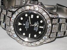 Mens Rolex Sea-Dweller Deepsea XL 44mm Diamonds Everywhere