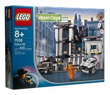 Lego Town World City 7035 Police HQ  New Sealed