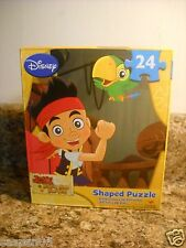 Disney JAKE AND THE NEVERLAND PIRATES 24 Piece Puzzle JAKE New