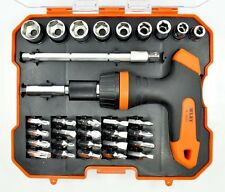 32 in 1 Precision Hex Torx Ratchet Screwdriver Set Professional Repair Tool