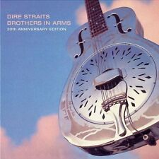 DIRE STRAITS BROTHERS IN ARMS  20th Anniversary Ed. 5.1 SURROUND SACD-HYBRID NEW