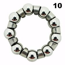 Bicycle 1/4 inch x 9 Ball Bearings With Retainer (Pack of 10)