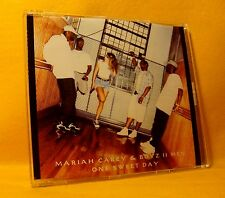 MAXI Single CD Mariah Carey & Boyz II Men One Sweet Day 5TR RnB Hip Hop Soul