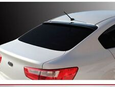 Rear Roof Wing Spoiler for KIA Rio K2 Sedan 2011+  [PAINTED]
