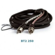 Connessione Audison BT2 250 - 2-Kanal CAVO RCA 250 cm RCA STEREO cavo 250cm