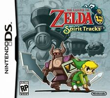 The Legend of Zelda: Spirit Tracks (Nintendo DS, 2009)