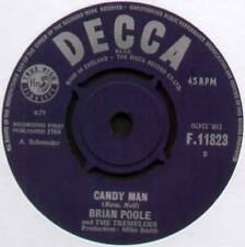 "BRIAN POOLE / TREMELOES ~ CANDY MAN ~ 1964 UK 7"" SINGLE ~ DECCA F.11823"