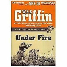 The Corps: Under Fire 9 by W. E. B. Griffin (2013, MP3 CD, Unabridged)