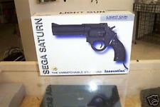 New Sega Saturn Light Gun Original Revolver  Innovation in Original Box last one