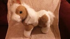 HASBRO INTERACTIVE FURREAL FRIENDS BABY BUTTERSCOTCH MY SHOW PONY WORKS