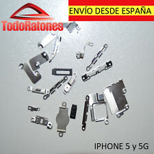Completo piezas Set Kit De chasis Reparación Repuesto Para Apple Iphone 5 5G 5 G