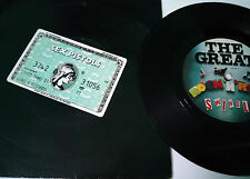 "SEX PISTOLS 7"" - GREAT ROCK 'N' ROLL SWINDLE RARE & ORIG 1979 SINGLE PUNK CLASH"