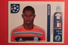 PANINI CHAMPIONS LEAGUE 2011/12 N 366 FANNI MARSEILLE BACK BACK MINT!!